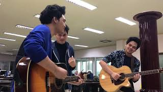 Sayap Pelindungmu [Live Acoustic]
