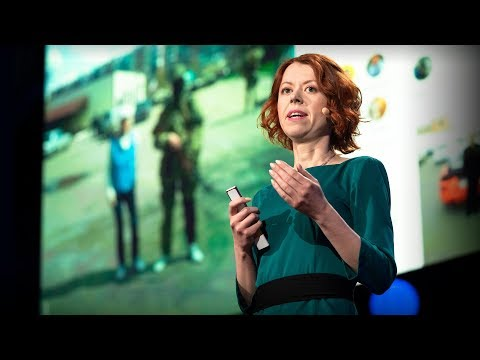 Inside the fight against Russia's fake news empire | Olga Yurkova