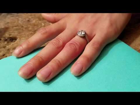 Tiffany and Co (T&CO) Embrace Engagement Ring Review and tips| SUNMI YI