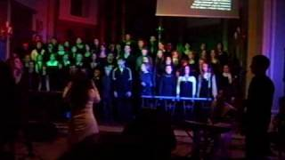 preview picture of video 'Falling in Love with Jesus Koncert Gospel Zebrzydowice 08 11 2009'