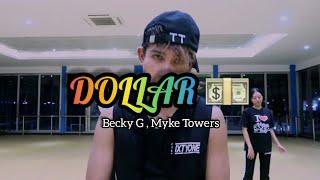 Becky G, Myke Towers   DOLLAR | ZUMBA | FITNESS | At Global Sport Center Balikpapan