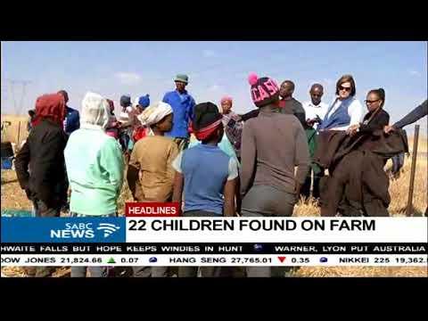SABC News 19H30 Headlines, 29 August 2017