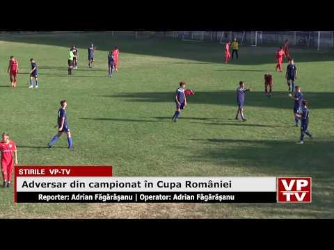 Adversar din campionat în Cupa României