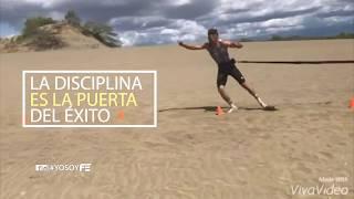 Rigoberto Mendoza el vikingo (Preparación Física)