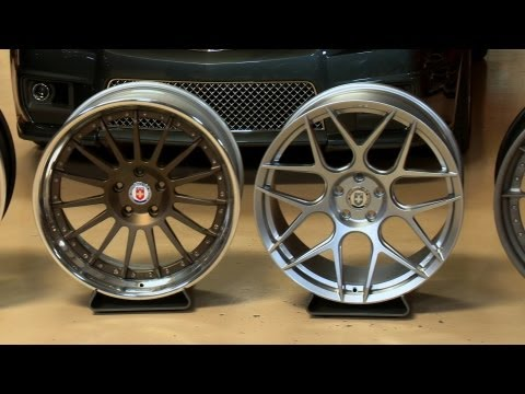 Custom High Performance Wheels – Jay Leno's Garage