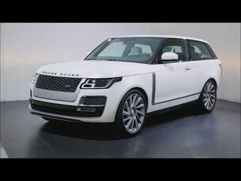 NEW 2019 Range Rover SV Coupé Luxury SUV Coupé | REPLAY CAR