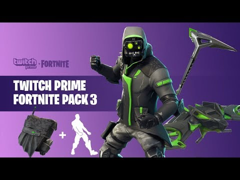 twitch prime free fortnite skins