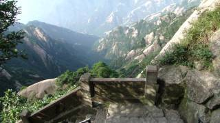 Video : China : The beautiful HuangShan 黄山 mountain, part 2 (3/7)