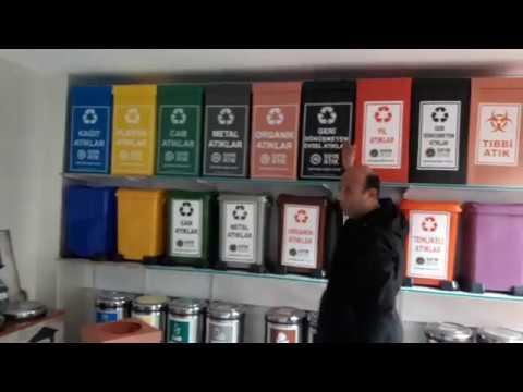 Organik Atık Kutusu Montajı ve Sıfır Atık Kolisi Kurulumu