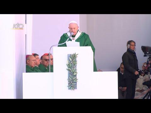 Le Pape François à Bari
