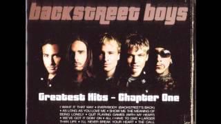 More Than That - Backstreet Boys