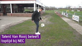 Bart van Rooij constante factor bij kwakkelend NEC