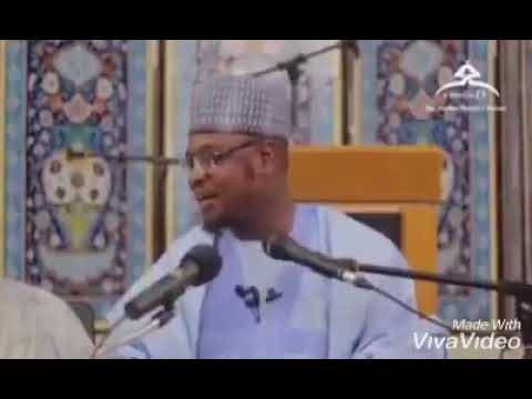 Dr isah Ali pantami yayi maganan me anfani akan mahaddata alqur'ani