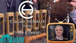 Claude Henaux nous présente sa gamme de liquide et CAPSULE