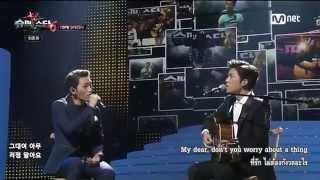 Kwak Jineon, Kim Feel (슈스케6) - Don't Worry, Dear (ENG & THAI Sub)