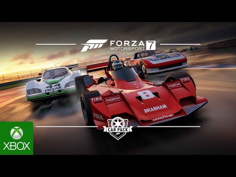Forza Motorsport 7 March Car Pack de Forza Motorsport 7
