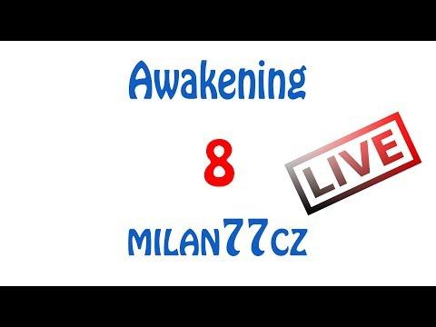 Awakening - E08 | První krůčky s Thaumcraftem |