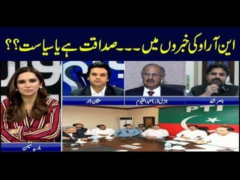 Sawal Yeh Hai | Maria Memon | ARYNews | 20 October 2018