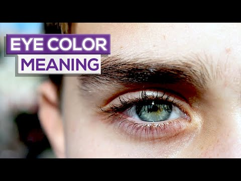 10 Things Your EYE COLOR REVEALS About You Mp3