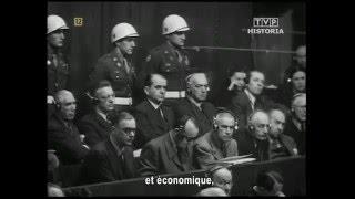 Norymberga – Nazisci wobec swoich zbrodni cz.2 Mroczne fakty FILM DOKUMENTALNY PL