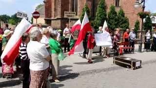 Stop Dopalaczom, pikieta i marsz przeciwko dopalaczom w Krośnie