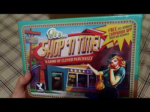 Shop N' Time Unboxing
