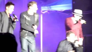 98 Degrees - Do You Wanna Dance - Mixtape Festival, Hershey, PA 8/18/12