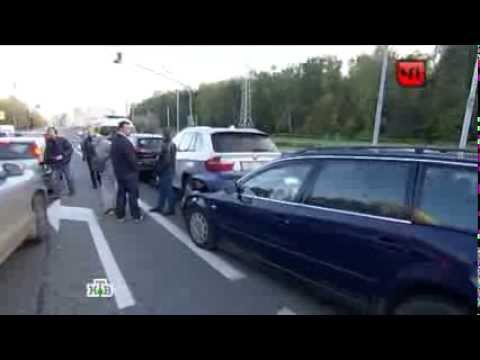 Авария на Балаклавском проспекте. Ребенок вылетел в лобовое стекло