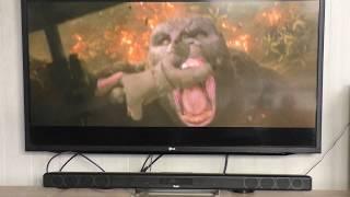 Teufel Cinebar 11 Soundtest
