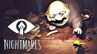 TRÙM CUỐI LỘ DIỆN + LẦN ĂN THỊT CUỐI CÙNG! | Little Nightmares ENDING