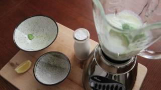 Coconut-Avocado Ice Cream