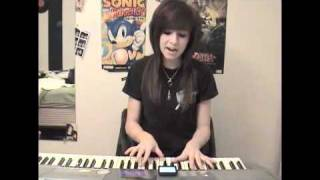 "Me Singing ""Rolling In The Deep"" by Adele - Christina Grimmie"