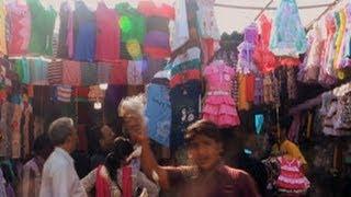 Fashion Street in Mumbai