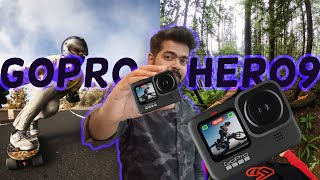GoPro Hero9 Black : This 5K Camera Is for YOU (Vlogger) 🤳 | My Impression