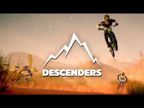 Descenders Multiplayer Launch Trailer thumbnail