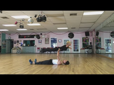 A fun recent training revisiting some old moves and polishing new ones.
