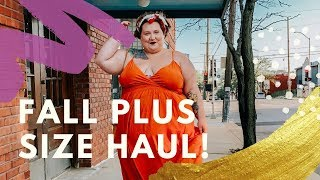 I wouldn't have bought this if I knew who made it! GET READY FOR FALL! PLUS SIZE CLOTHING HAUL