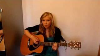 I Feel It All (Feist Acoustic Cover) - Helen Turner