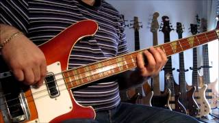 Flying Bass - The Beatles