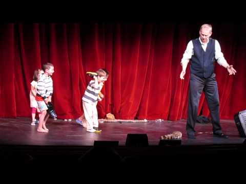 David Williamson - Raccoon Routine with Kids
