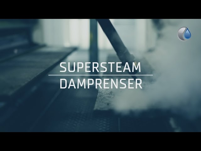 Supersteam Damprenser