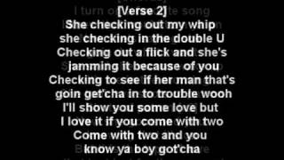 Chamillionaire - For The Moment With Lyrics