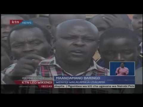 KTN Leo Wikendi Taarifa Kamili na Mary Kilobi 22/1/2017