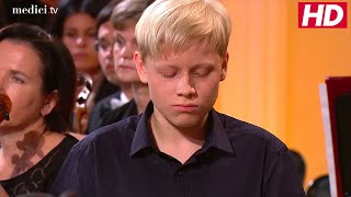 Grand Piano Competition 2018: Grand Opening - Lutosławski: Paganini variations for Two Pianos
