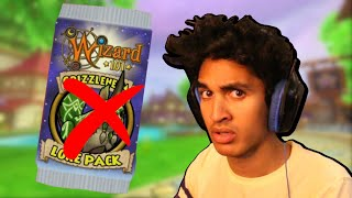 Wizard101 Grizzleheim Lore Pack Opening: I GOT A SPELL
