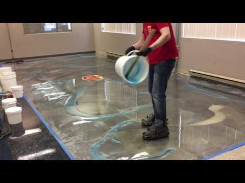 epoxy flooring contractor in india