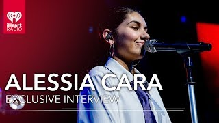 What Is Alessia Cara Doing For Christmas? | IHeartRadio Album Release Party