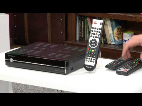 DigitalBox Imperial HD 3 max DVB-S2 HD SAT-Receiver inkl. CI+, USB-PVR