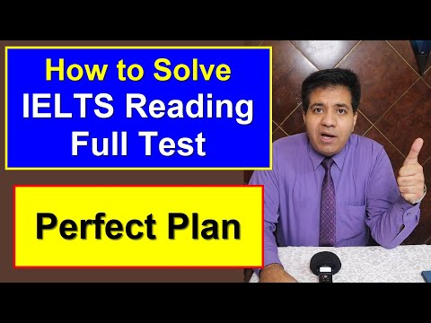 Ielts Reading Tip one