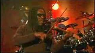 Boyd Tinsley -- The connection between tennis and music